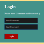 Simple Login Application using Servlet, JSP, and JDBC Example