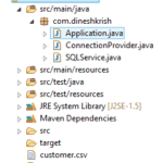 How to Convert ResultSet to CSV in Java